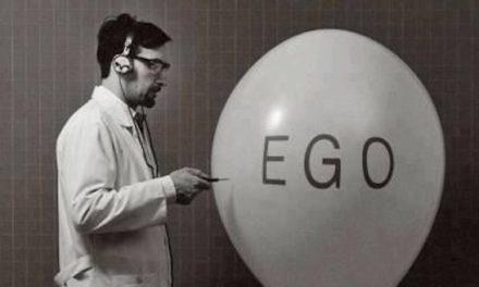 EGO, IL NEMICO DA COMBATTERE