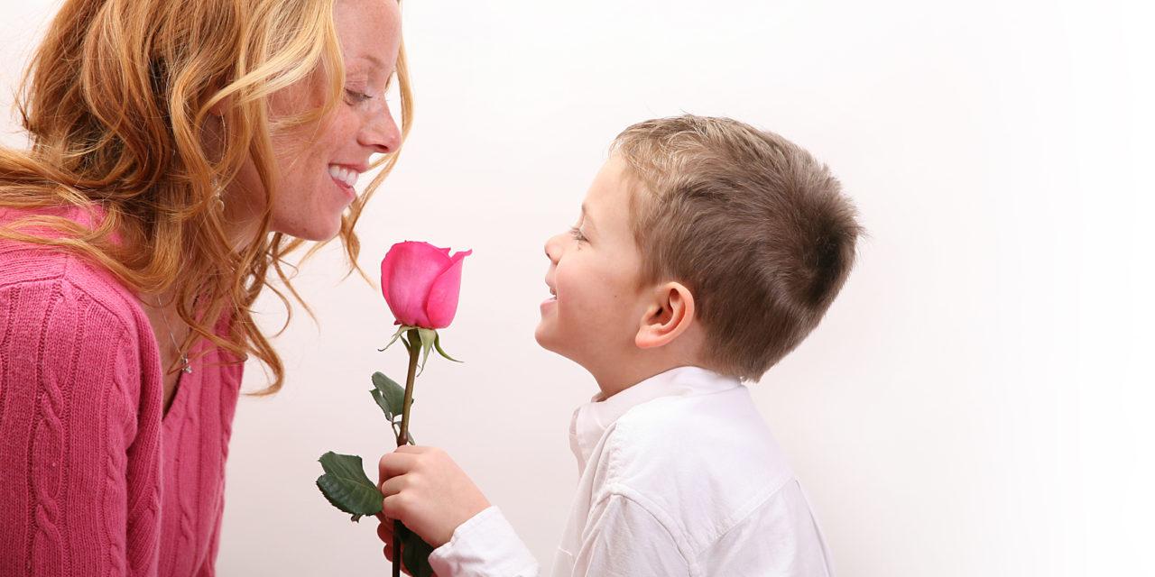 Mamme a tempo pieno: grazie