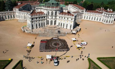 La fotocamera umana più grande al mondo
