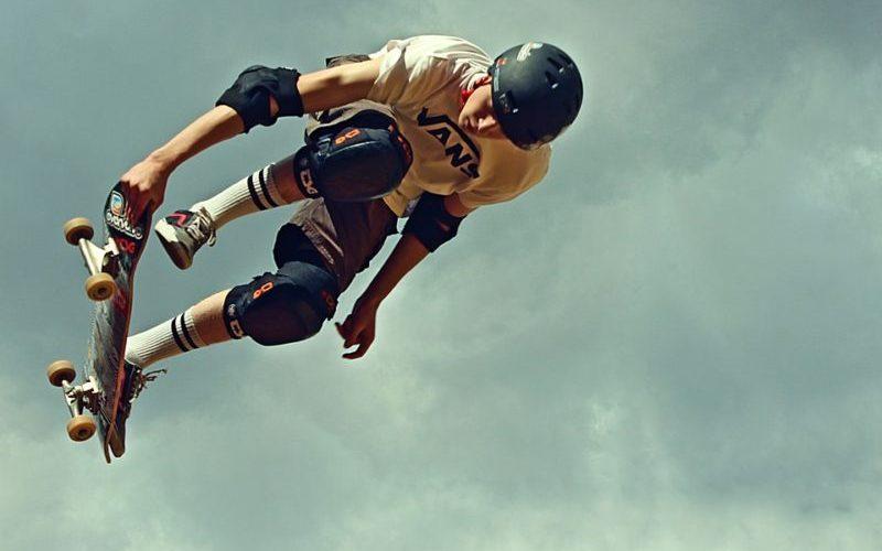 Lo skate come non si era mai visto