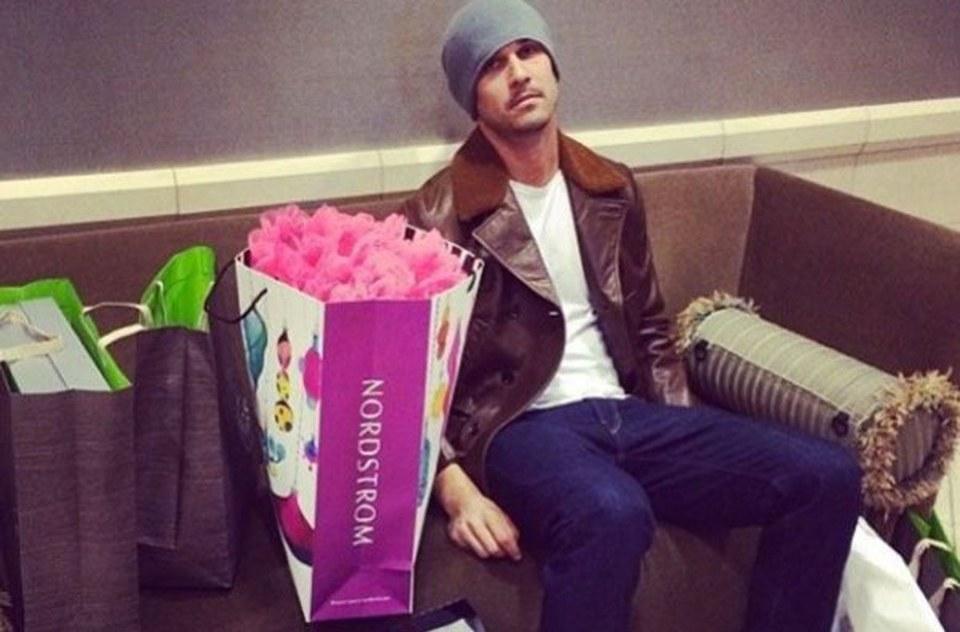 Uomini: shopping che passione