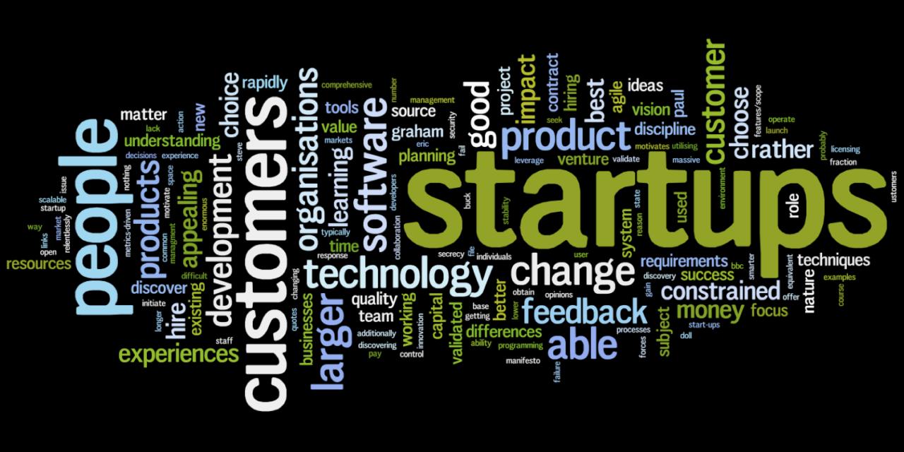 Start up , non bastano le idee