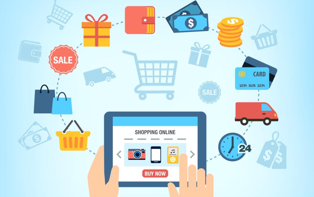 Vendite al dettaglio più digitali