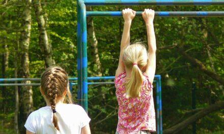 attività sportiva per tutti nei parchi
