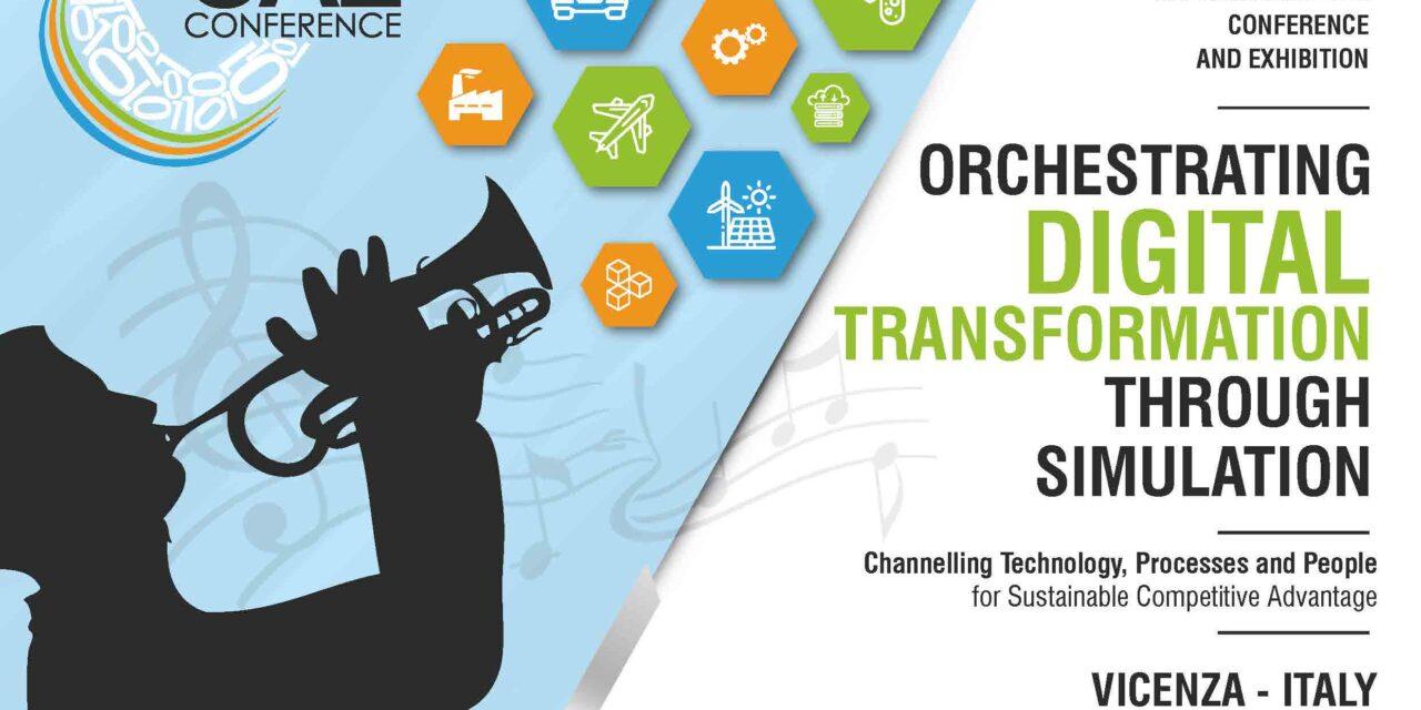 """le nuove tecnologie di simulazione ingegneristica PeR   """"orchestrare"""" il processo di trasformazione digitale"""