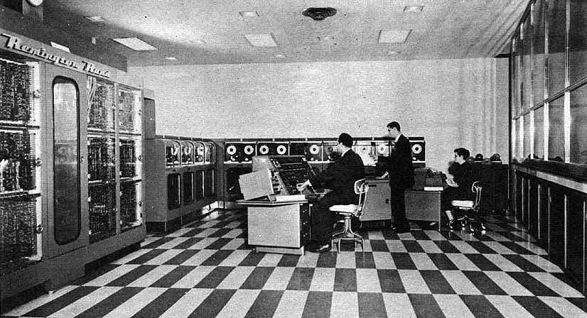 70 ANNI FA NASCEVA IL PRIMO COMPUTER COMMERCIALE